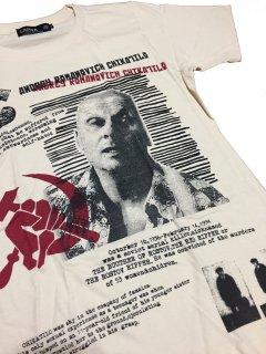 ANDREI CHIKATILO(アンドレイ・チカチーロ) T-shirts/  natural BODY