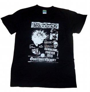 KAWAKAMI FOREVER T-shirts 2015