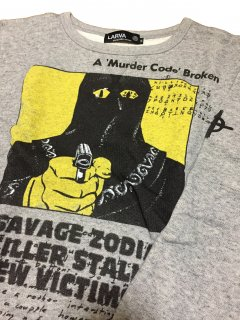ZODIAC KILLER(ゾディアックキラー) sweat shirts