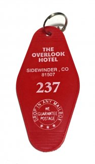 OVERLOOK HOTEL / KEY-TAG