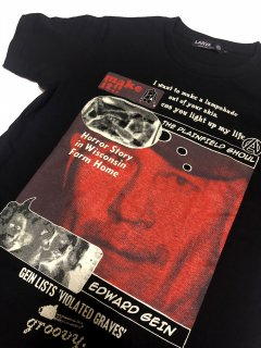 ED GEIN(エド・ゲイン) SEW UP / black BODY