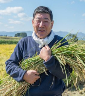 岩手県北上産 ブレンド米(白米3kg) ※令和元年米 予約受付中!