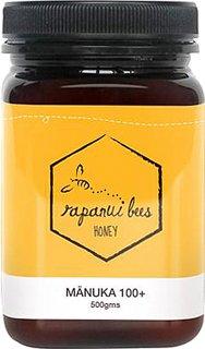 Rapanui Bees ラパヌイ・ビーズ マヌカハニー MG100+ 500g    ニュージーランドの身体に優しい生マヌカハニーをお届けします