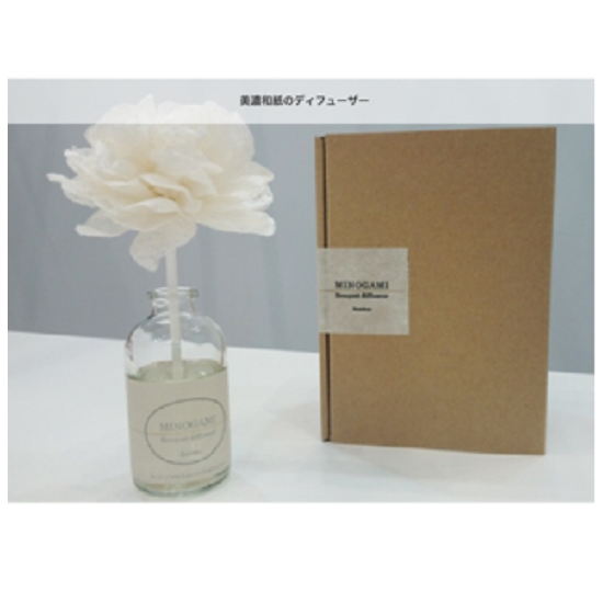 美濃和紙ルームフレグランス MINIOGAMI Bouquet diffuseur/ 桜
