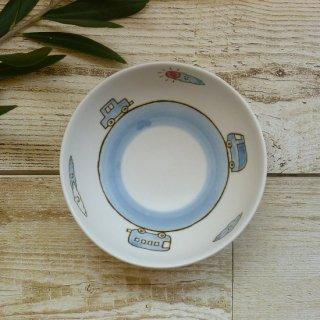 砥部焼 すこし屋 -SUKOSHIYA-  子ども小鉢(青)