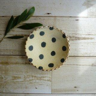 sunny-craft サニークラフト 花鉢4寸(きせと/ドット)
