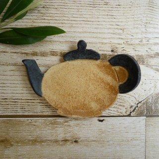 sunny-craft サニークラフト  豆皿 ティーポット(きせと)