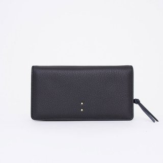 deer long wallet(gray入荷)