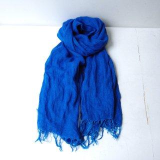 Ense linen stole-blue-