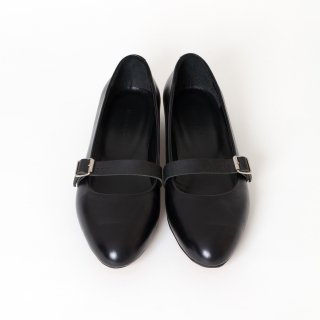 DELMONACO belt pumps -black-
