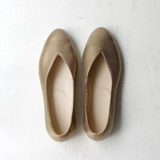 DELMONACO Vpumps -gold- ( 再入荷 )