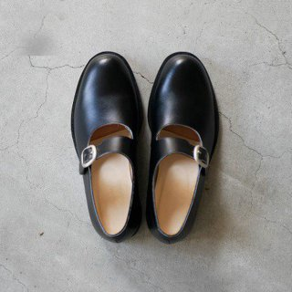 DELMONACO one strap shoes -men's-