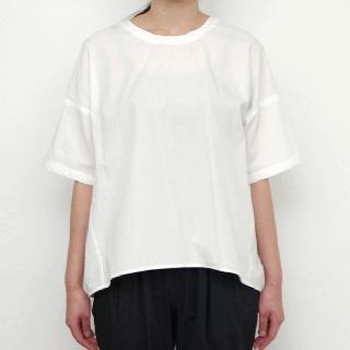 SI-HIRAI 「 P/O BROUSE - white - 」