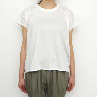 SI-HIRAI 「 RECTANGLE-T  - white - 」
