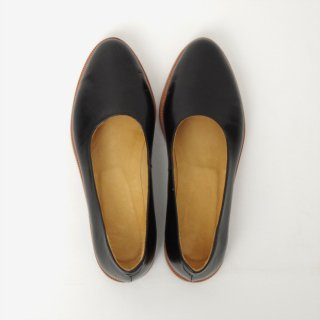 DELMONACO  leather pumps -black-