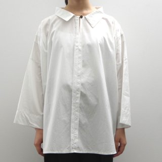 Y&T 「 Eclitse shirt - white - 」