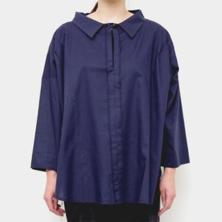 Y&T 「 Eclitse shirt - navy - 」
