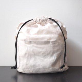 別売り巾着 : kago tote S/S