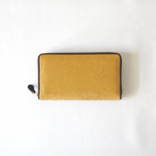 【数量限定】harako zipper wallet
