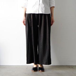 SI-HIRAI 「 KARATE PANT - black - 」