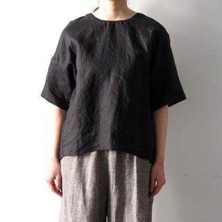 SI-HIRAI 「 P/O BROUSE - black - 」