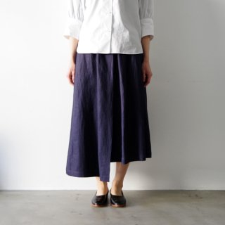 SI-HIRAI 「 3WAY SKIRT - navy - 」