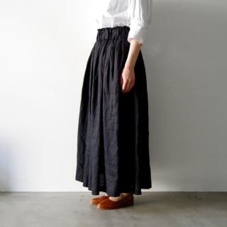 SI-HIRAI 「 3WAY SKIRT - black - 」