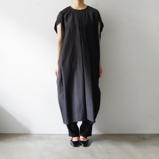 SI-HIRAI 「 SQUARE DRESS - black - 」