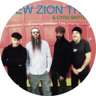 New Zion w/Cyro 2nd Set 前売チケット(オールスタンディング)