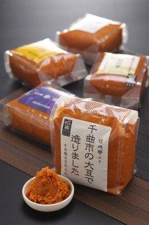 信州譽みそ 千曲市の大豆で造りました 〜中島醸造(有)〜
