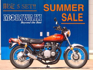 《ラスト!!》SUMMER SALE! MORIWAKI M LEGEND MONSTER 5セット限定