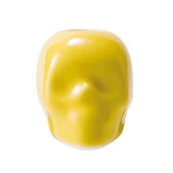 スカル歯ブラシスタンド 黄