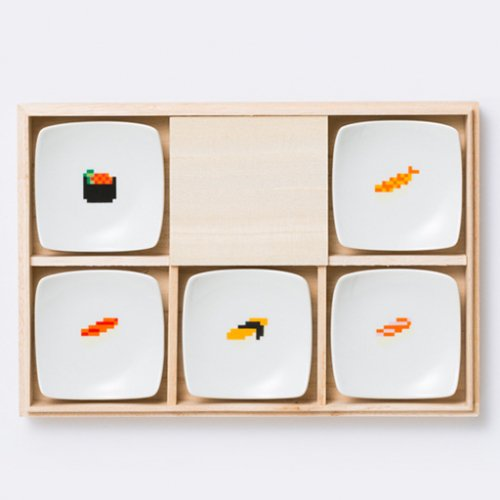 お寿司箸置き5種セット