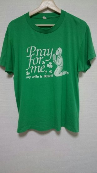 SCREEM STARS Pray for me Tシャツ