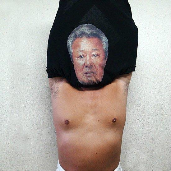 ロバート秋山の「梅宮辰夫Tシャツ」公式通販