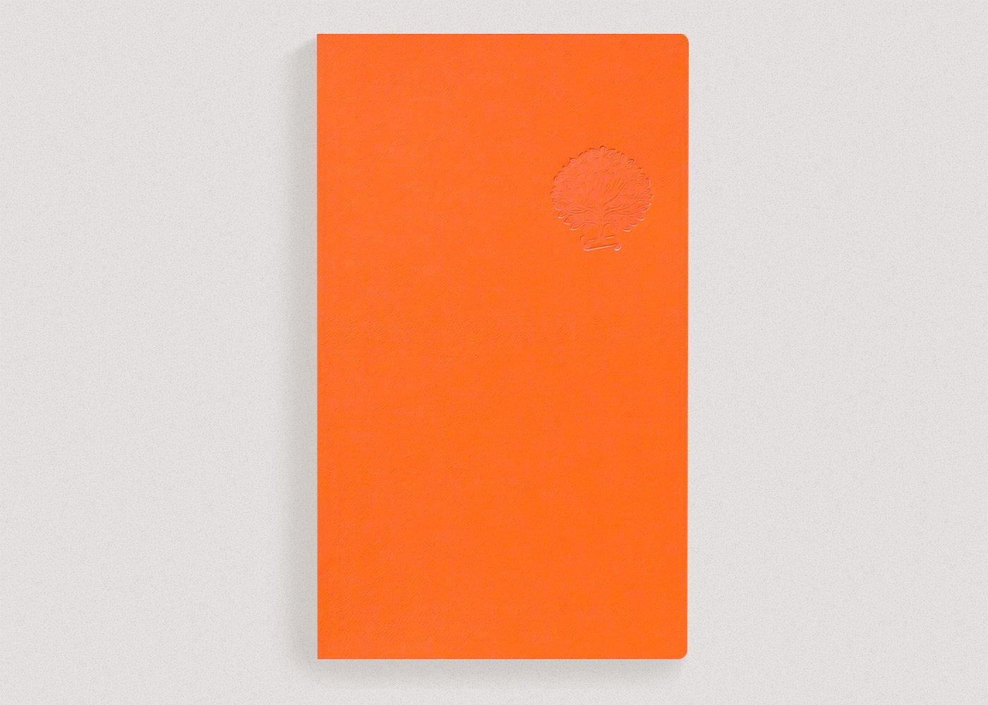 紙クロスノート[プレーン] A5変型 【限定カラー】