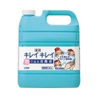 【新規受注停止中】キレイキレイ 薬用泡で出る消毒液 4L 【3個入り】