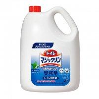 トイレマジックリン消臭洗浄 4.5L 【4本入り】