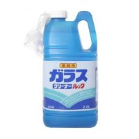 液体ガラスクリーナールック 2.2L 【6個入り】