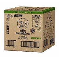 リセッシュ除菌EX グリーンハーブの香り 10L