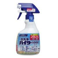 厨房ホール用 泡洗浄ハイター1000 400ml(12入)