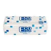 E8713 ペーパータオル 「ECO Club」 小判 200枚