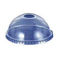 プラカップドーム蓋 14〜20オンス用 穴付き DD-98