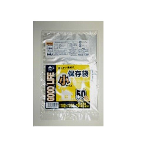 HHJ KF01 保存袋 小 透明 0.015が安い! 業務用品の大量購入なら激安通販びひん.shop。【法人なら掛け払い可能】【最短翌日お届け】【大口発注値引き致します】