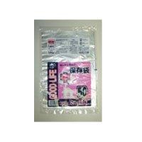 HHJ KF02 保存袋 中 透明 0.015