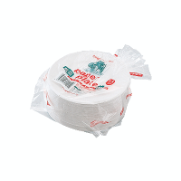 Fuji ペーパープレート 13cm 100枚入り×24袋【2,400枚】