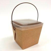 デリメイトプライムシリーズTK125 ブラック/ブラウン/ぽらむ/クラフト 嵌合容器付