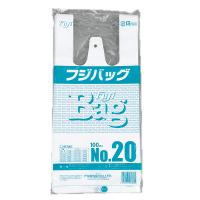 【一時欠品中】フジバッグNo.20 関東規格 100枚入り×10袋【1,000枚】
