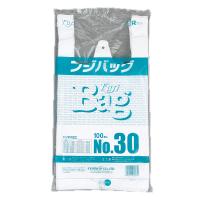 【一時欠品中】フジバッグNo.30 関東規格 100枚入り×10袋【1,000枚】