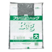 【一時欠品中】フジバッグ 弁当大 関東規格 100枚入り×10袋【1,000枚】